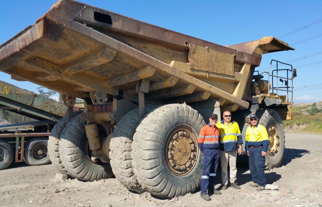 Conduct Rigid Haul Truck Operations – RH