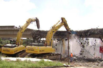 Demolition Bus Ramp M2