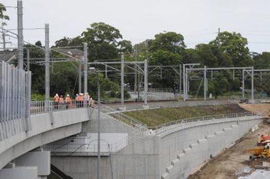 ETTT Project - Completion Bridge Works 2015
