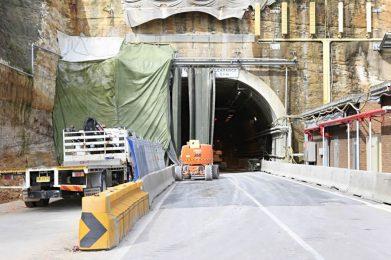 Tunnel Closure