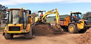 Excavator 3 day training @ H&I Safety & Training